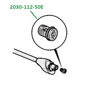 Винт для шланга к аппарату Vector 2030-112-50E фото