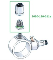 Цанга к резонансному кольцу 2030-130-011E