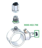 Прокладка на резонансное кольцо (2 шт) 9000-402-79E