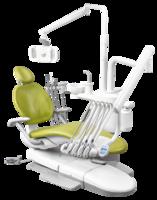A-DEC 300P, стоматологическая установка с верхней подачей инструментов