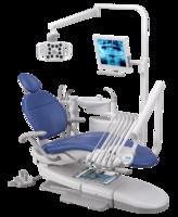 A-DEC 300R, стоматологическая установка с верхней подачей инструментов