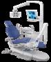 A-DEC 300R, стоматологическая установка с верхней подачей инструментов title=