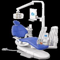 A-DEC 500, стоматологическая установка с верхней подачей инструментов (без гидроблока))