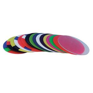 DRUFOSOFT colourmix - пластины для изготовления спортивных капп 3,0х120 мм, 24шт (разных цветов) фото