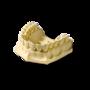 Гипс стоматологический Esthetic-base 300 (желтый) title=