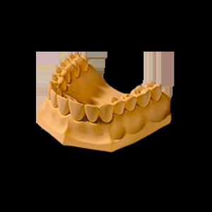 Гипс стоматологический Esthetic-base Gold (золотой) фото