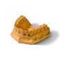 Гипс стоматологический Esthetic-base Gold (золотой) title=