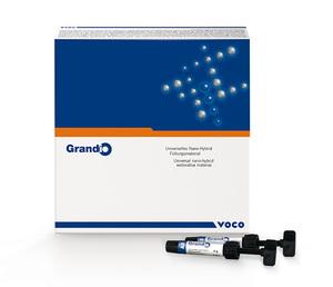 Grandio, универсальный высокоэстетический светоотверждаемый наногибридный пломбировочный материал фото