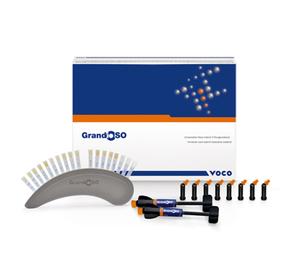 GrandioSO, универсальный нано-гибридный пломбировочный материал фото