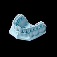 Гипс стоматологический Profilare 100 (синий)