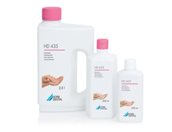 HD 435 - лосьон для мытья фото