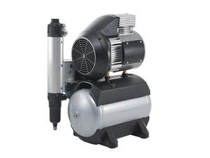 Компрессор стоматологический безмаслянный Tornado 1 с мембранным осушителем для одной стоматологической установки фото