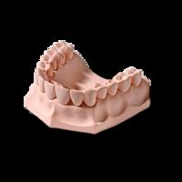 Гипс стоматологический ZERO stone (коричнево-золотой)